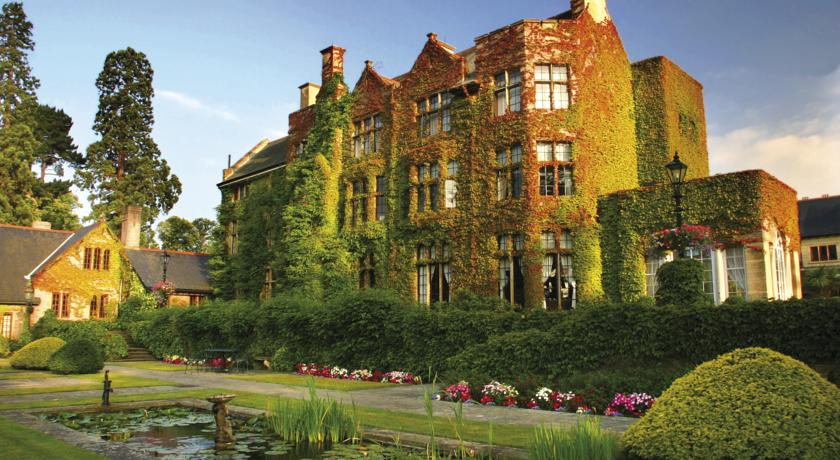 Cozy hotels to visit in England – Pennyhill Park